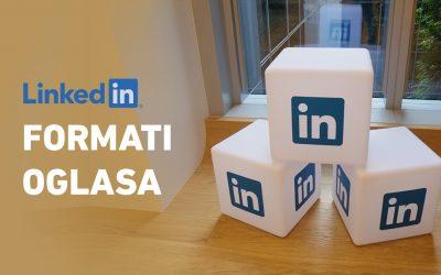 Vodič za formate oglasa na LinkedIn-u