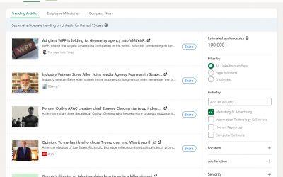 Kako doći do ideja za sadržaj na vašoj LinkedIn stranici?