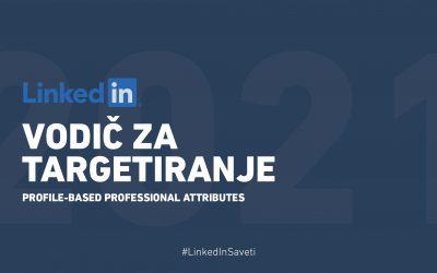 Vodič za targetiranje na LinkedIn-u